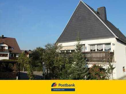 Willkommen in Mittelbach - Gemütliches Einfamilienhaus mit großem Garten