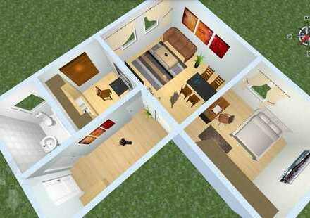 Neuwertige helle, gemütliche und citynahe Wohnung