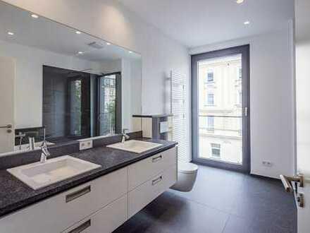 Bismarck Palais Neubau - Exklusive 2 Zimmer-Wohnung mit Balkon
