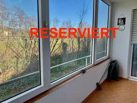 RESERVIERT 4ZKB-Wohnung, ca. 108 m2 in Konz-Karthaus mit Einbauküche, Wintergarten u. Loggia