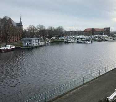 Ansprechende 3-Zimmer-Wohnung mit Einbauküche in Emden Stadt