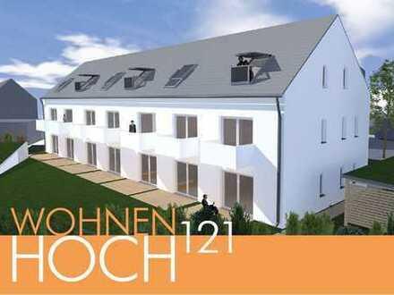 1ZKB mit Cabrio-Dachaustritt - Hochwertige Wohnimmobilie in bester Lage - Hochzoll, Nahe KUKA