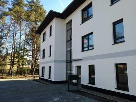 Stilvolle 3-Raumwohnung im 1. OG, mit EBK, Gäste-WC und Balkon, tlw. Seeblick