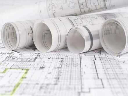 Grundstück mit 1257 m² für Villa, EFH und für DHH Baugenehmigung bereits erteilt.
