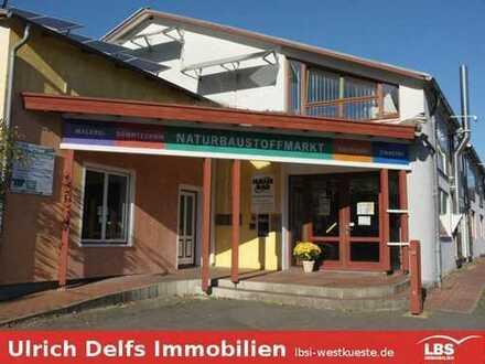 Wohn- & Geschäftshaus in Meldorf – lukrative Kapitalanlage oder Ihr neuer Geschäftsstandort !