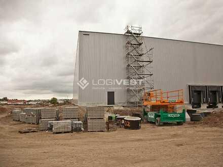 Neubau einer Lager-, Produktions- und Logistikhalle nach Mieterwunsch *provisionsfrei*