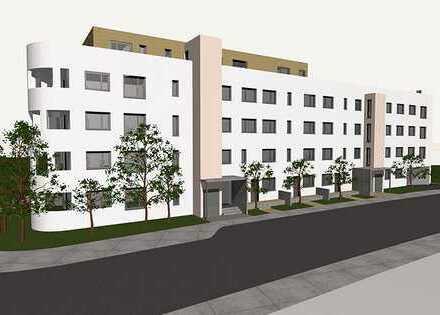 Neubau im beliebten Stadtteil Wunderburg - rollstuhlgerechte Wohnung