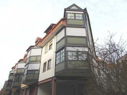 Schöne, ruhig gelegene Maisonette-Wohnung im Zentrum von Buchen!