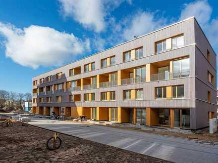 Wohnen wie im Reihenhaus - Neubau - Maisonette-Wohnung