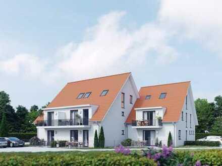 !! Verkaufsstart !! -:- Warum nicht Lichteneiche - ideale Kapitalanlage -:- 2-Zimmer-Neubau-Wohnung