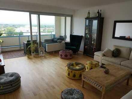 Schöne 3-Zimmer - Maisonette-Wohnung in Karlsruhe/Neureut.