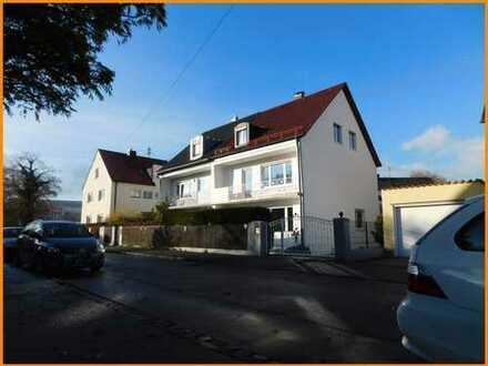 Stadthaus für die große Familie in Augsburg-Pfersee