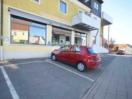 Ladenlokal in bester Sichtlage!  Perfekt für Verkauf + Ausstellung,  Berg - Zentral!