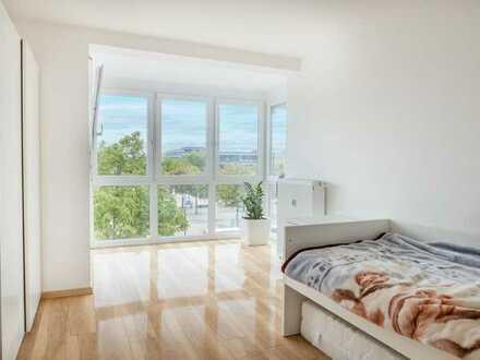 Großzügige 4-Zimmer-Wohnung in zentraler Lage **Freiburg-Rieselfeld**