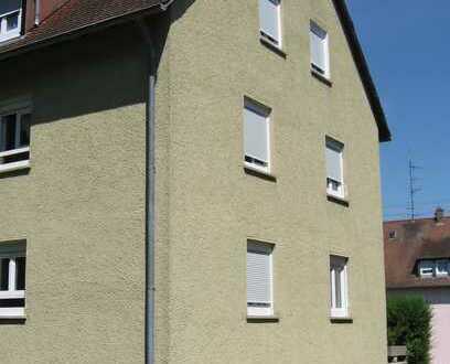 Aulendorf - 2-Zimmer-Wohnung mit Terrasse