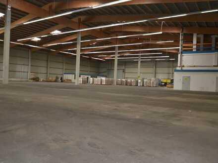 Kauf oder Miete! Lagerhalle / Büro mit 2700m² / 450m² an der neuen A14, Ausfahrt Lüderitz/Stendal