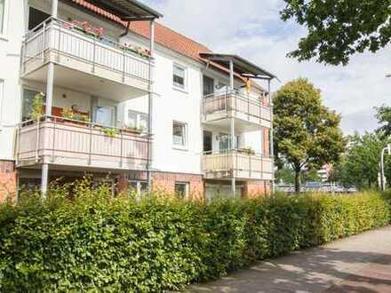 Sehr gepflegte 2- Zimmer Wohnung zur Miete in Bremen Arsten