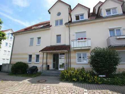Solide vermietetes 1-Zimmer Appartement zur Kapitalanlage in Dietenheim!