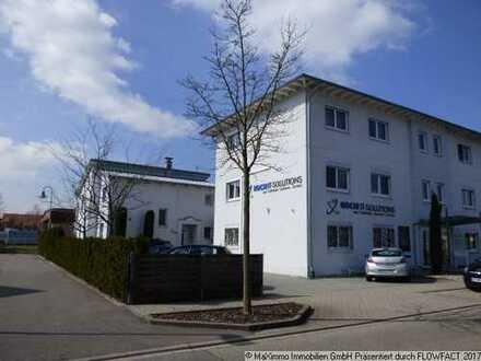 Felxibel und Komfortabel: 3 moderene Büros und ein exkl Wohnhaus fü den Chef!
