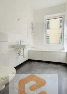 Erstbezug - genießen Sie die sonnige Wohnung mit EBK, Tageslichtbad u.v.m.