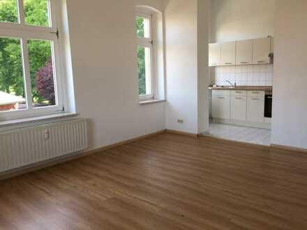 Vollständig renovierte 1-Zimmer-Wohnung mit Einbauküche in Pritzwalk