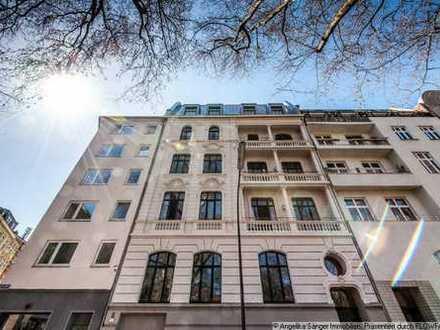 !!!Moderne Komfortwohnung in denkmalgeschütztem Haus am Rathenauplatz!!!