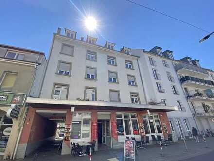 Wohn- u. Geschäftshaus mit 8 Wohneinheiten + Ausbaureserven + Ladenlokal im Zentrum von M