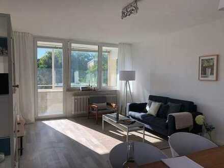 Attraktive 3-Raum-Wohnung mit EBK und Balkon in Nürnberg