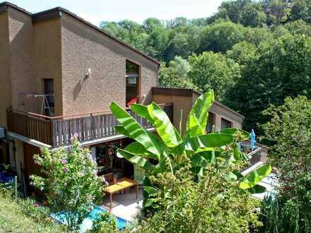 Maisonettewohnung für Sonnenanbeter in Bensheim