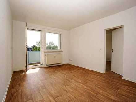 Citynah wohnen +++ helle 2 Raum mit Balkon
