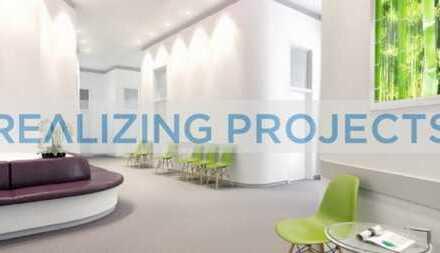 PROVISIONSFREI ... Neues innovatives Ärztezentrum in Obersendling