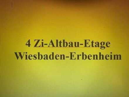 3-4 Zi-DG-Whg. in einer 3 Fam-Altbauvilla