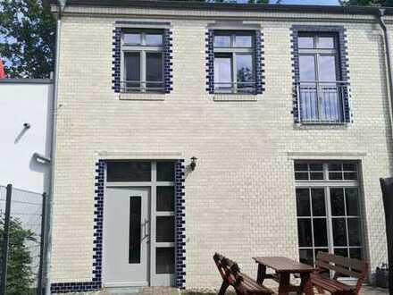 2-Zimmer-Wohnung im Erdgeschoss mit privatem Garten!