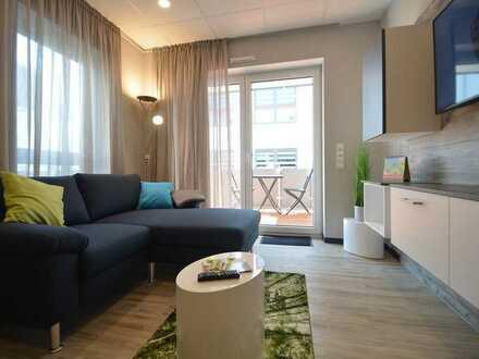 #Special offer#komplett ausgestattete möblierte Wohnung#nur wer sich beeilt kommt zum Traumapartment