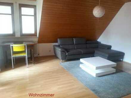 Möbliertes 2-Zi-Apartment
