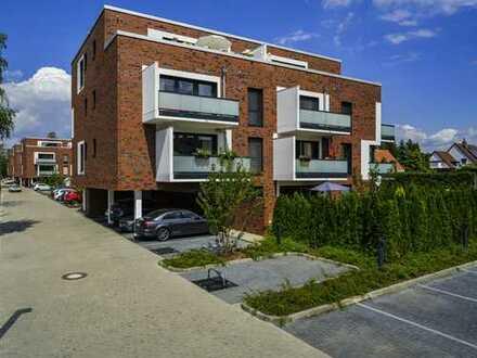 Stilvolle Neubauwohnung mit Terrasse