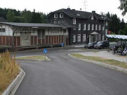 Ehemaliges Bahnhofsgebäude Blankenheim-Wald