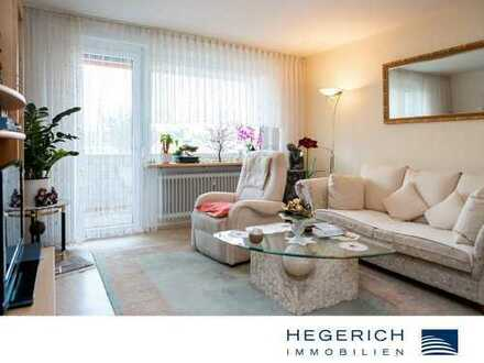 HEGERICH: Quadratisch - Praktisch - Gut! Ihre neue 3-Zimmer-Wohnung in Mögeldorf