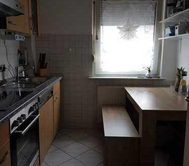 2-Zimmer-Wohnung mit EBK in Alzenau