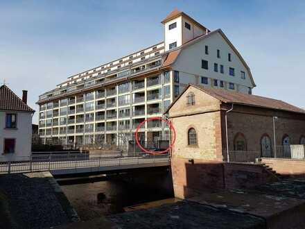 Hafermagazin   Urbanes Wohnen an der Queich: Loft mit Südgarten, Wintergarten, stufenlosem Zugang