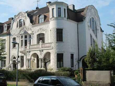 3 ZKB in Jugendstilhaus (Baujahr 1910) in der Nizzaallee