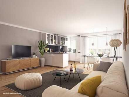 Sendling! Viel Platz zum Leben: helle 4-Zimmer-Wohnung mit zwei Loggien