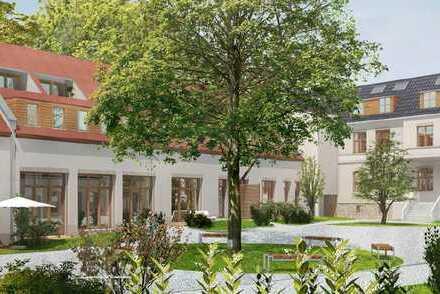 +Balkon und Terrasse+Maisonette, 5 Zimmer, Stellplatz