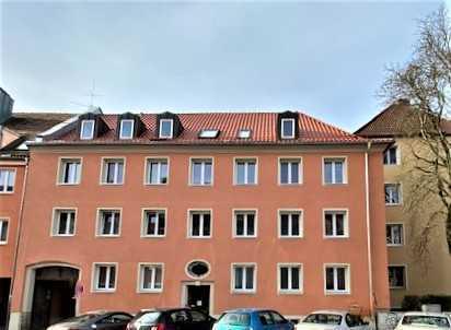 Möblierte Studentenzimmer in begehrter Lage, Balkon, EBK, Keller