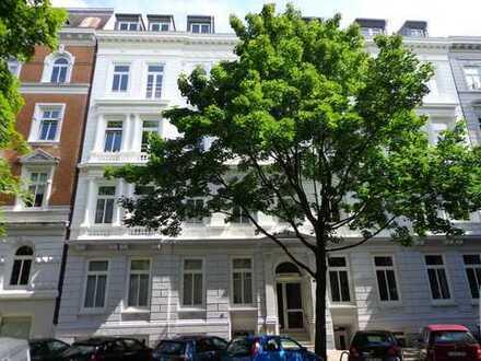 2 Zimmer Dachgeschoss-Wohnung in HH Rotherbaum