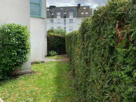 Absolute Rarität in Bergen-Engheim: 3-Zimmer-Wohnung mit großem Garten zum Kauf in Frankfurt am Main