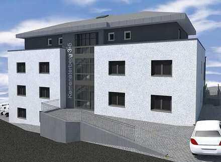 Neubau, schöne 3-Zimmer Terrassenwohnung, absolut zentral und ruhig gelegen