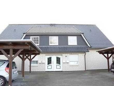 Bad Zwischenahn: Zentrale 4-Zimmer-Maisonette-Wohnung mit Balkon, Obj. 4950