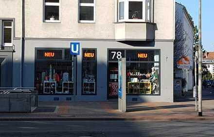 Attraktive Büro-/Ladenfläche in der Südstadt