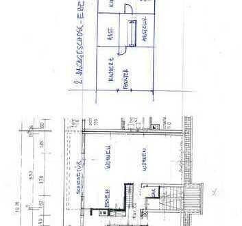 Attraktive 4,5-Zimmer-DG-Wohnung mit Balkon über zwei Ebenen in Viernheim